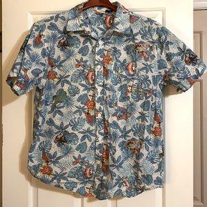 MARVEL SuperHero Tropical Shirt
